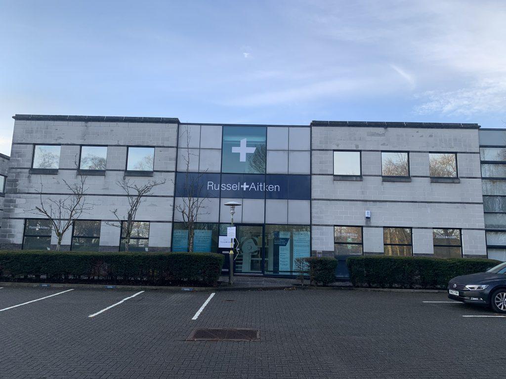 Falkirk Office